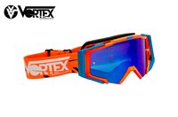 VORTEX VONE ORANGE/CYAN MYSTIC-dirt-bike-store