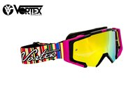 VORTEX VONE BLACK/PINK PAULO-dirt-bike-store