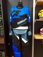 Blue/grey MX outfit  2F TWO FRIENDS-dirt-bike-store
