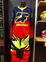 Red/blue/yellow MX outfit 2F TWO FRIENDS-dirt-bike-store