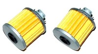 2 oil filters for UPower/ Daytona/ Lifan/ Tokawa 149, 150, 160 Takegawa-dirt-bike-store-Engine part