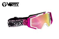 VORTEX VONE WHITE LEOZEBRA -dirt-bike-store