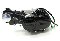 50 Cm3 - manual clutch- ZongShen engine
