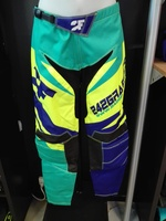 2F TWO FRIENDS green/yellow/blue pants-dirt-bike-store