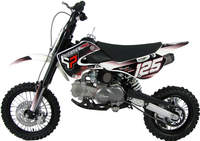 DIRT BIKE PITSTER PRO X 4 125 - 2011 --dirt-bike-store