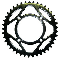 Steel sprocket pit bike 41 tooth, 420 chain, inner 76mm-dirt-bike-store