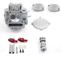 Cylinder head valves Engine components b # Pit Bike Parts and Dirt