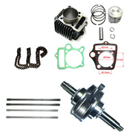 Upgrade set 50 to 88 for Lifan, ZongShen, YX -without electric start-