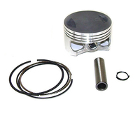 Piston set 60mm, pin 13, for YX150, TK 150 and ZongShen 155-dirt-bike-store