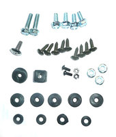 Kit type plastic fasteners for pitbike CRF50-dirt-bike-store