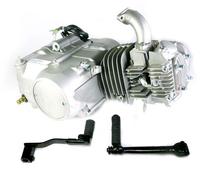 Engine pit bike 125 LIFAN 1P54 - semi-automatic gear box -