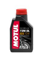 Oil forks and rear shock absorber 10W MOTUL 1 liter-dirt-bike-store