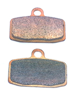 Front brake pads Formula for BUCCI F15-dirt-bike-store