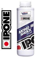 Special oil for rear heavy cross use 3w IPONE MONOSHOCK 1 l -dirt-bike-store