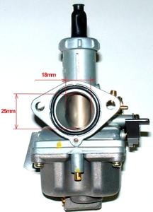 Analysis of carburetors Keihin, Molkt or Mikuni 1077 bike no more