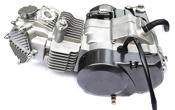 Engine 150-2 YX head KLX style -with 8mm exaust stud-