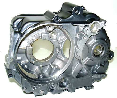 Left engine crankcase for Lifan engine staring on any gear