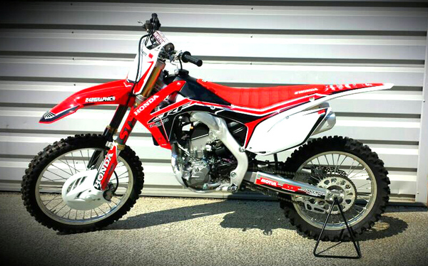 honda crf250 upower 4613 pit bike parts and dirt bike. Black Bedroom Furniture Sets. Home Design Ideas