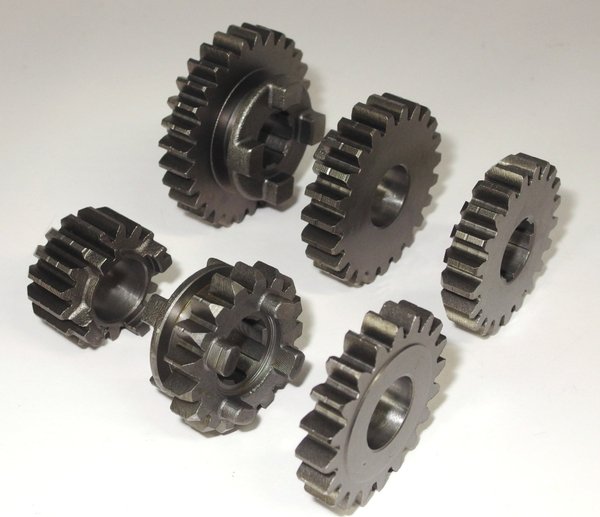 Gear for gear box 2, 3 and 4th reinforced for UPower 88 and 110