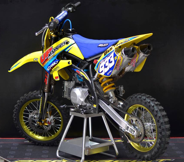 Bucci 2014 Pro Circuit Dbl Engine 150 4s Upower Special