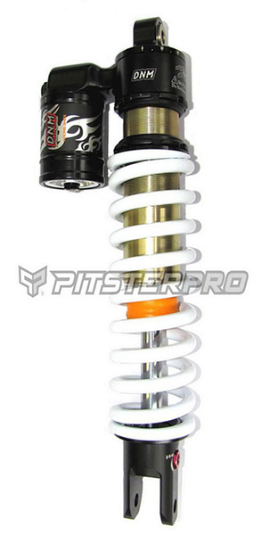 350mm DNM Shock for PITSTERPRO LXR 2009 to 2010