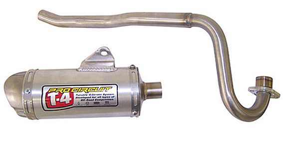 PRO CIRCUIT T4 Exhaust Stainless