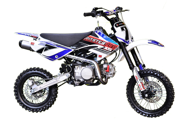 DIRT BIKE PITSTER PRO X5 150 blue