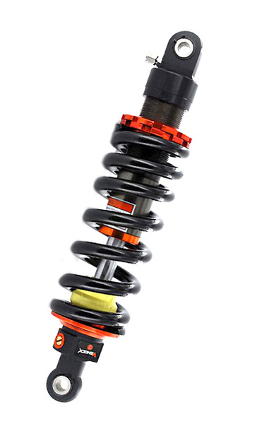Shock absorber 330mm -compression damping adjustable-