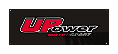 Tent side 1x3m UPOWER MOTORSPORT