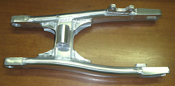 Swingarm LXR 12/14''PITSTERPRO -overall length 495mm-