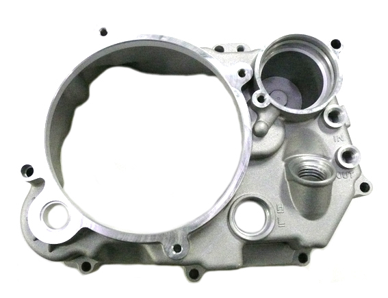 Clutch cover pit bike engine YX, UPOWER, TOKAWA 149 -kick shaft 16mm-