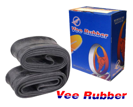 Vee rubber reinforced dirt bike tube x 12 for Chambre a air 13 5 00 6