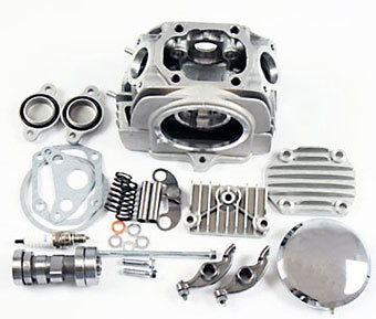 Cylinder head pit bike engine set for 140 and 150 LIFAN