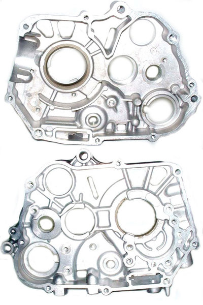 LIFAN 150 right crankcase (or 125/138/140 without oil exit)