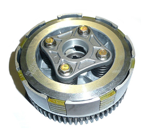 5 disks clutch reinforced torque damper -67dts- UPOWER and TOKAWA