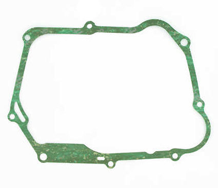 Clutch cover gasket for pit bike engine that can start only on neutral