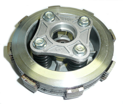 Clutch set 4 friction disks for Lifan