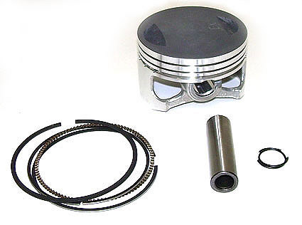 Piston set 60mm, pin 13, for YX150, 160 and ZongShen 150, 160