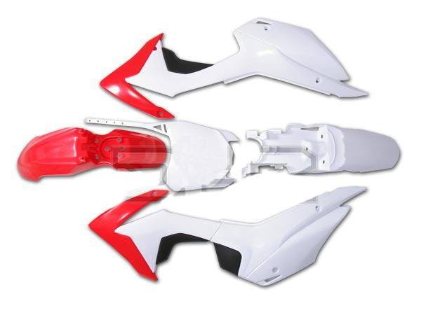 Plastic set PITSTERPRO CRF110 Honda replica