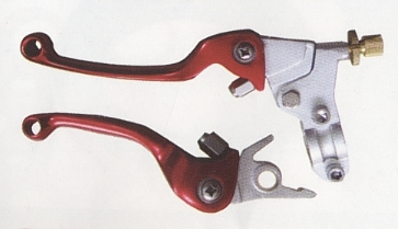 2008 red folding Levers