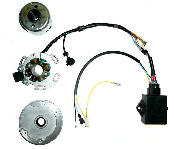 Ignition rotor mini external adjustable advance any engine except YX150/160