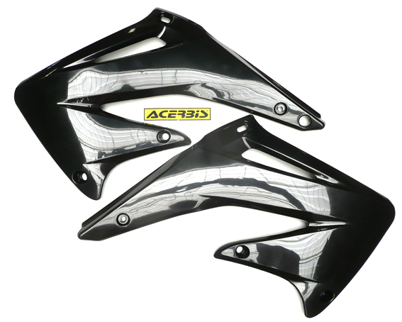 Inlet tank right black CRF450R 2002/2004
