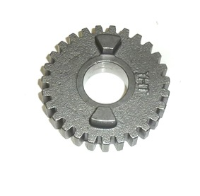 Gear 3nd gearbox countershaft  YX 88, YX 125-154FMI