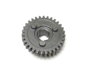 Gear 2 nd on second countershaft gearbox 140/149/150/160/170 YX