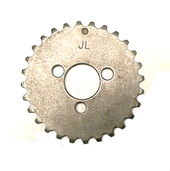 Camshaft sprocket 28 teeth for 88 and 110 UPower Racing Engine