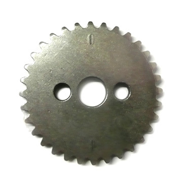 Camshaft sprocket 32 teeth -guarantee indestructible- chain HYVO, YX/GPX/ZongShen