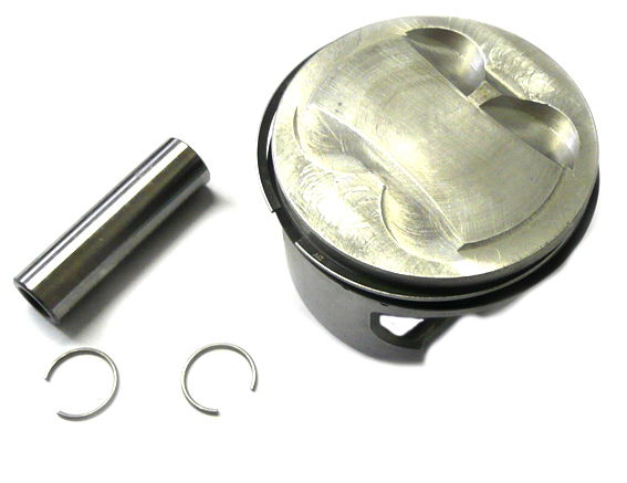 Special piston set UPower for 150 4 valves -60mm-