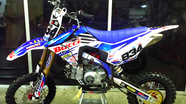 BUCCI 2015 blue 2, engine 150-4S UPower