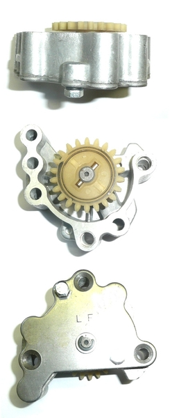 Oil pump gear 22 teeths for Lifan 125, 138, 140, 150