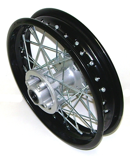 12'' rear wheel, axle 15, POISON/AGB29/AM-D5 2007/PRO 2